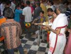 Radha Raman temple Go puja 037.jpg