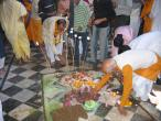 Radha Raman temple Go puja 038.jpg