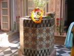 Radha Raman temple Go puja 046a.jpg