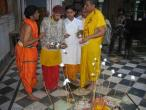 Radha Raman temple Go puja 062.jpg
