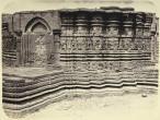 Detail of carving, Lonar Maharastra 1865.jpg