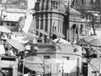 Ghat on the Ganges River in Benares 1939.jpg