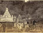 Jain Temples, Muktagiri 1865.jpg