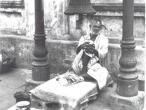 Kali Temple, Calcutta 1944.jpg