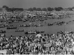 Kumbh Mela, Allahabad, 1954, 10.jpg