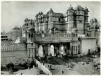 Palace of the Maharana of Udaipur - India 1928.jpg