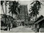 Ramanathaswamy Temple in Rameswaram, 1928.jpg