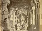 Rock-cut temple, Ellora 1868.jpg