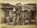 Women Carrying Water on their Head, 1880's.jpg