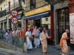 Hanumatpresaka Swami, Harinam in Madrid 10.jpg
