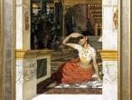 Villa Vrindavana - Museum paintings, Surya.jpg