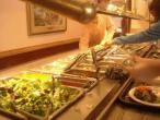 ISKCON Tallahassee, Hare Krishna vegetarian buffet 05.jpg