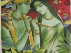 Radha Krishna - modern paintings 03.jpg