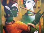 Radha Krishna - modern paintings 09.jpg
