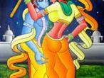 Radha Krishna - modern paintings 101.jpg