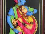 Radha Krishna - modern paintings 105.jpg