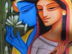 Radha Krishna - modern paintings 110.JPG