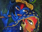 Radha Krishna - modern paintings 144.jpg