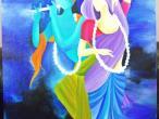 Radha Krishna - modern paintings 152.jpg