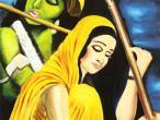 Radha Krishna - modern paintings 16.jpg