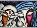 Radha Krishna - modern paintings 164.jpg