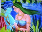 Radha Krishna - modern paintings 19.jpg