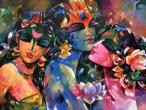 Radha Krishna - modern paintings 68.jpg