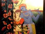 Radha Krishna - modern paintings 76.jpg