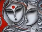 Radha Krishna - modern paintings 95.jpg