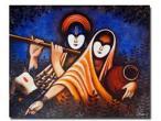 Radha Krishna - modern paintings 99.jpg