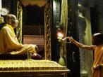 Krishna Balarama temple - Prabhupada samadhi 02.jpg