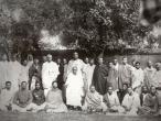 Bhaktisidhanta with devotees.jpg