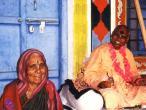 Lokanatha Swami with sister.jpg