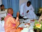 Srila Prabhupada in Vrindavan 42.JPG