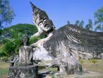 Buddha statues Laos.jpg