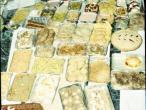 Altar full of food.jpg