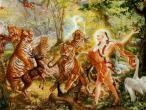 Jharikhanda with animals 3.jpg