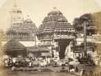 Entrance to the Jagannatha Temple, Puri 1865.jpg