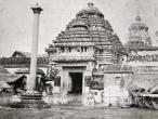 The Lion Gateway (Singha Dwara) of the Jagannatha Temple, Puri, Orissa 1870.jpg