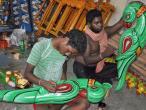 Making  Rath Yatra Chariots 03.jpg