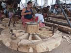 Making  Rath Yatra Chariots 04.jpg