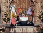 Gurukula Govardhana altar.jpg