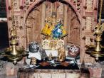 Gurukula Nrsinga altar.jpg