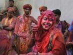 Lathmar Holi at Nandagram 29.jpg