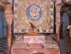 Gokula main throne.jpg