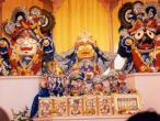Jagannatha tent Deities.jpg